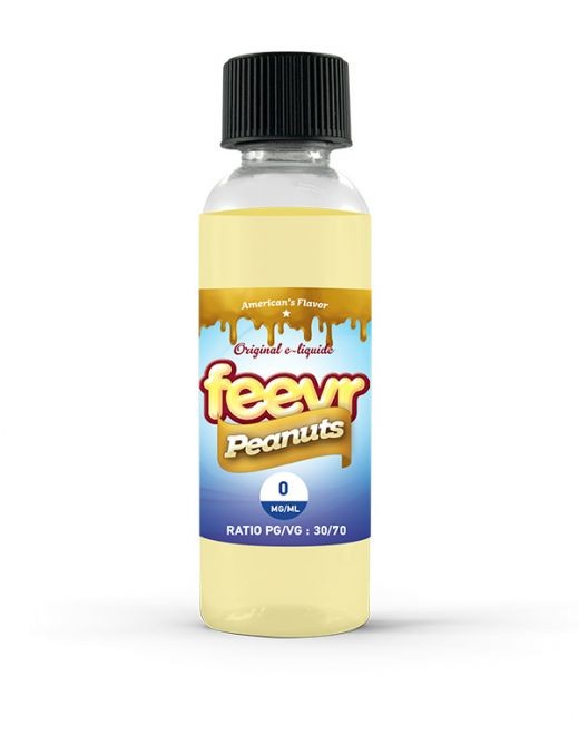 Peanuts - 50 ml - Feevr