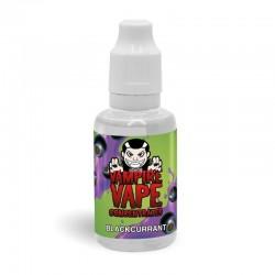 Concentré Blackcurrant - 30 ml - Vampire Vape pas cher