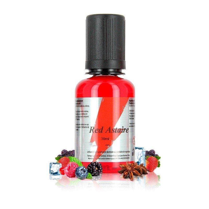 Concentré Red Astaire 30 ml - T-juice pas cher