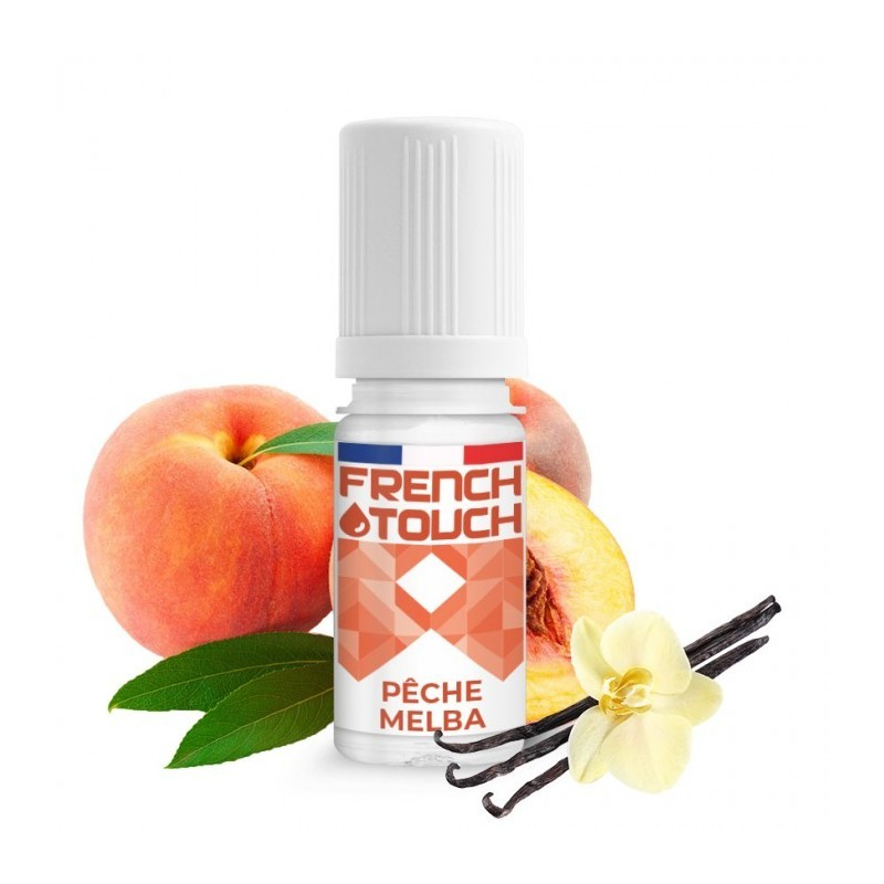 Pêche Melba - French Touch pas cher