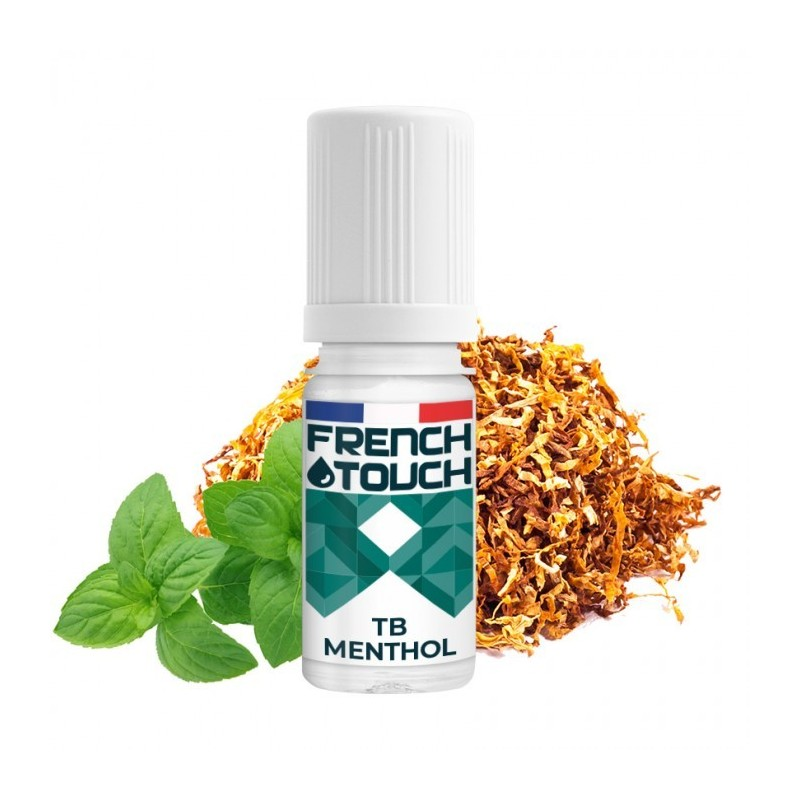 TB Menthol - French Touch pas cher