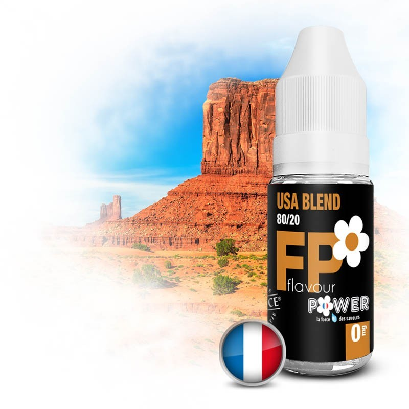 USA Blend - Flavour Power pas cher