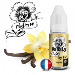 Vanaly - Rebel by Flavour Power pas cher