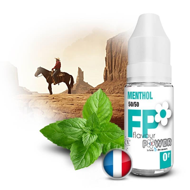 Menthol 50/50 - Flavour Power pas cher