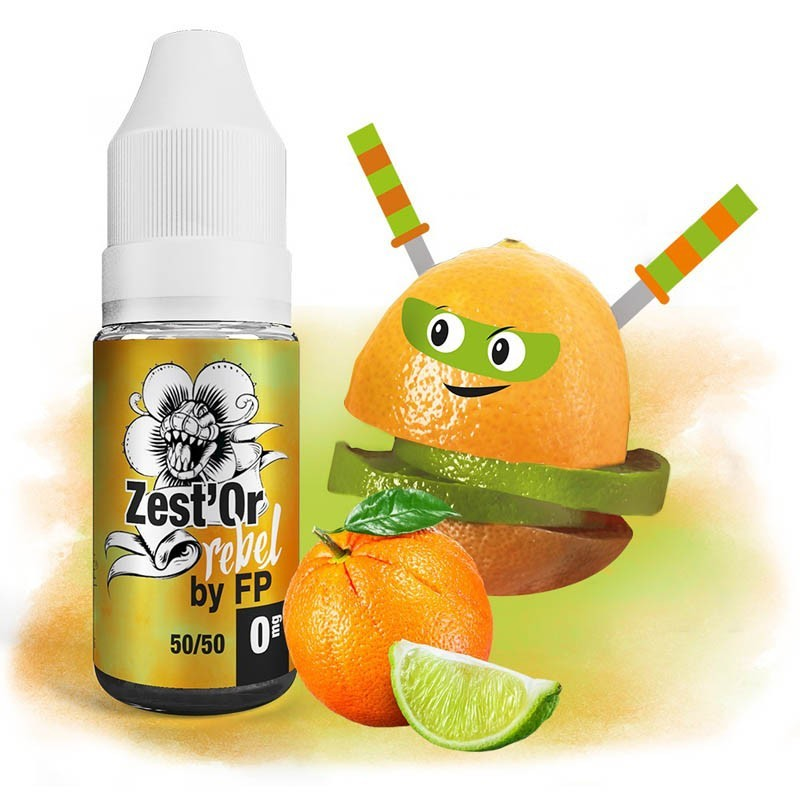 Zest' Or - Rebel By Flavour Power pas cher