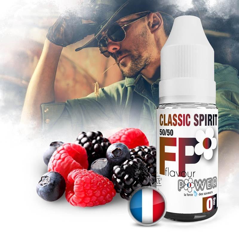 Classic Spirit 50/50 - Flavour Power pas cher
