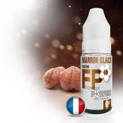 Marron Glacé 50/50 - Flavour Power pas cher