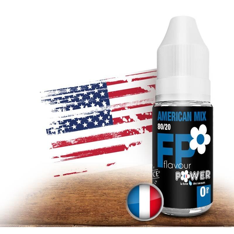 Classic American Mix - Flavour Power pas cher