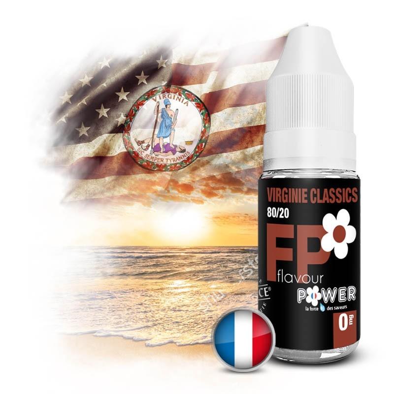 Virginie Classics - Flavour Power pas cher