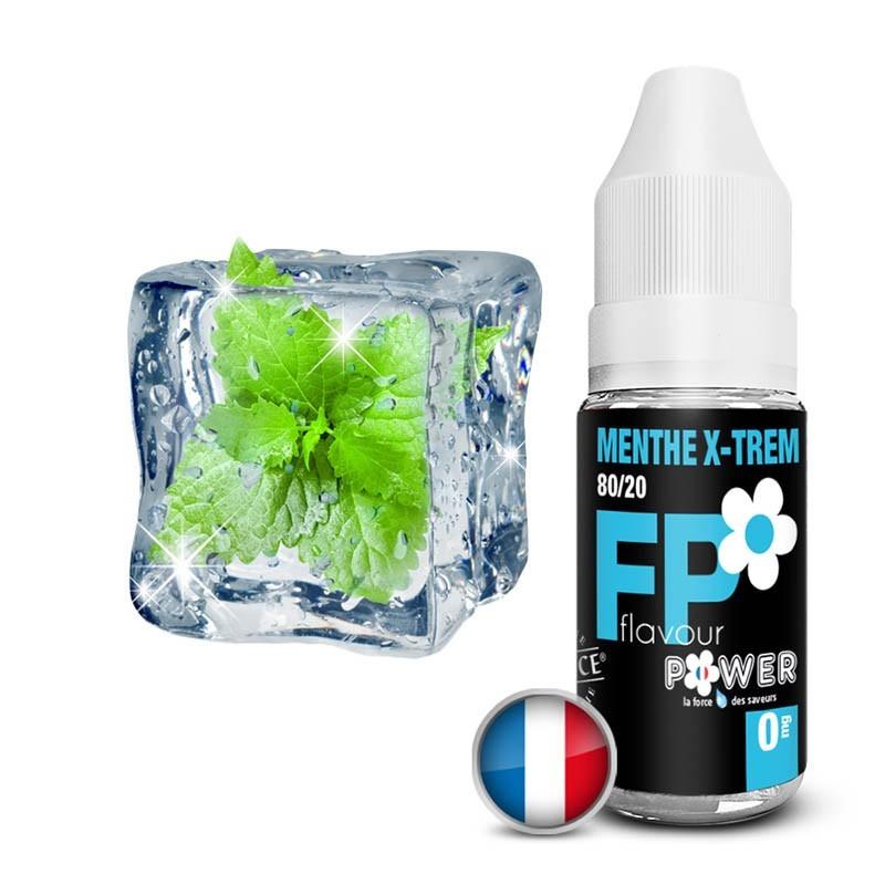Menthe X-Trem - Flavour Power pas cher