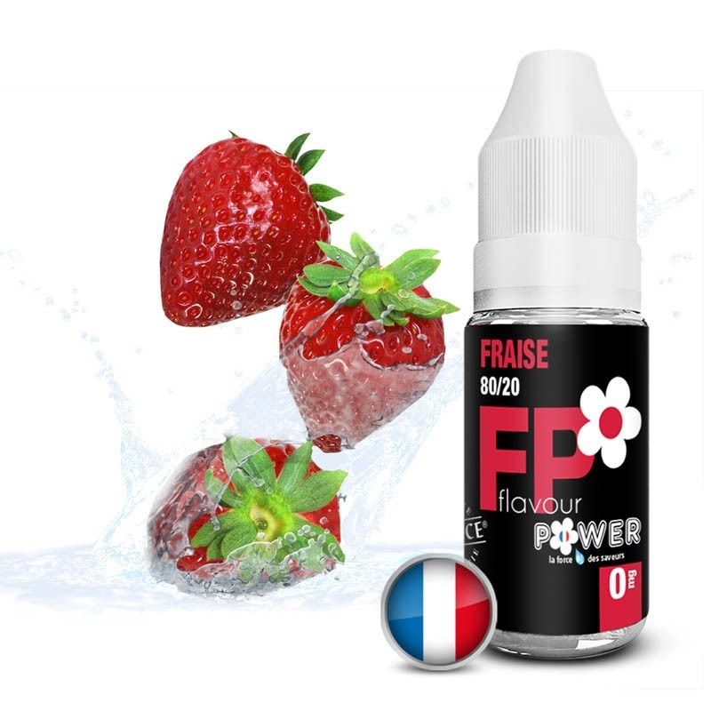 Fraise - Flavour Power pas cher