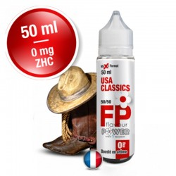 Classic USA Classics 50 ml - Flavour Power pas cher