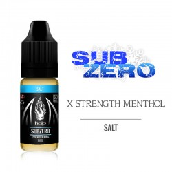 Sub Zero - Sel de Nicotine - Halo