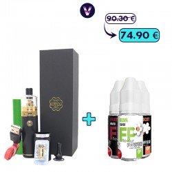 Pack Dotstick fruité 12mg - Fumeur régulier pas cher