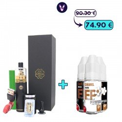 Pack Dotstick gourmand 12mg - Fumeur régulier pas cher