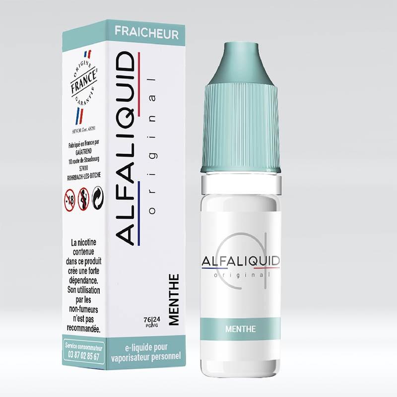 Menthe - Alfaliquid pas cher