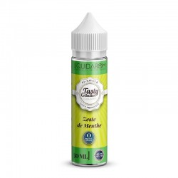 Zest De Menthe 50 ml - Tasty Collection By LiquidArom pas cher