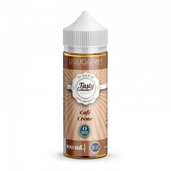 Café Crème 100 ml - Tasty Collection By LiquidArom pas cher