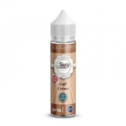 Café Crème 50 ml - Tasty Collection By LiquidArom pas cher