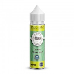 Cactus Citron Vert 50 ml - Tasty Collection By LiquidArom pas cher