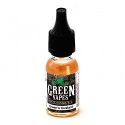 Green's Custard - Green Vapes pas cher