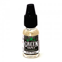 Fruits rouges - Green Vapes pas cher