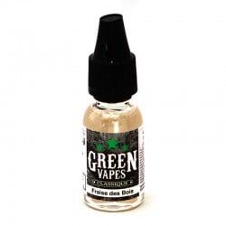 Fraise des bois - Green Vapes pas cher