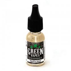 Devil's Juices - Green Vapes pas cher