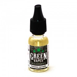 Pomme Cannelle - Green Vapes pas cher