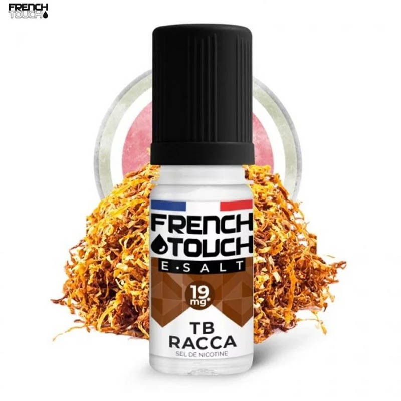 TB Racca E-Salt - French Touch
