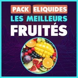 Pack Meilleurs Fruité - LVD pas cher