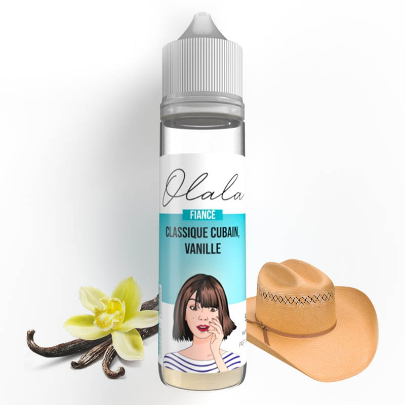 Fiancé 50ml - Olala Vape pas cher