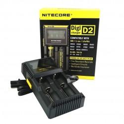 Chargeur Nitecore D2 - Nitecore pas cher