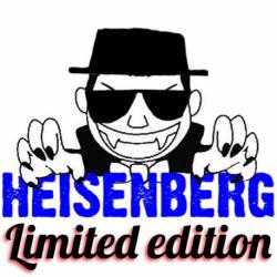 Heisenberg 10 ml - Vampire Vape pas cher