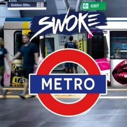 Metro - Swoke pas cher