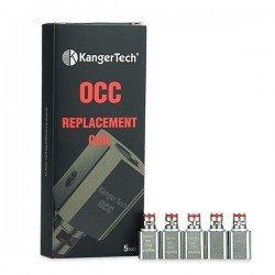 Résistances OCC V2 - Kangertech pas cher