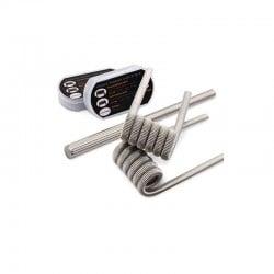 N80 Fused Clapton coil 2 en 1 (x8) - Geek Vape pas cher