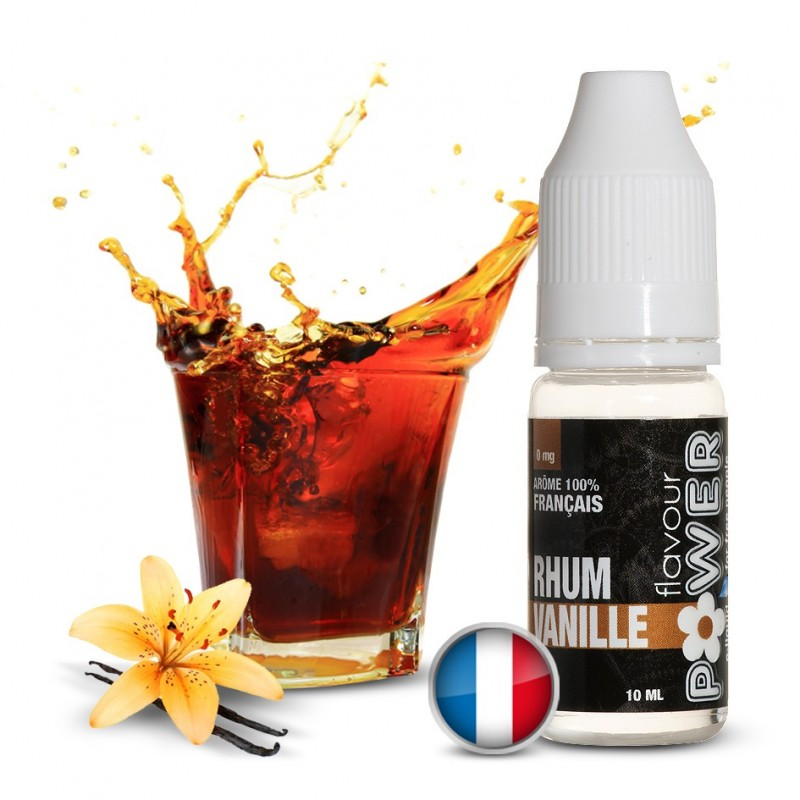 Rhum vanille - Flavour Power pas cher