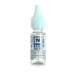 Booster Sels de nicotine - N+ pas cher