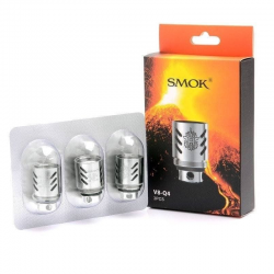 Pack 3 résistances - TFV8 V8-Q4 - Smok pas cher