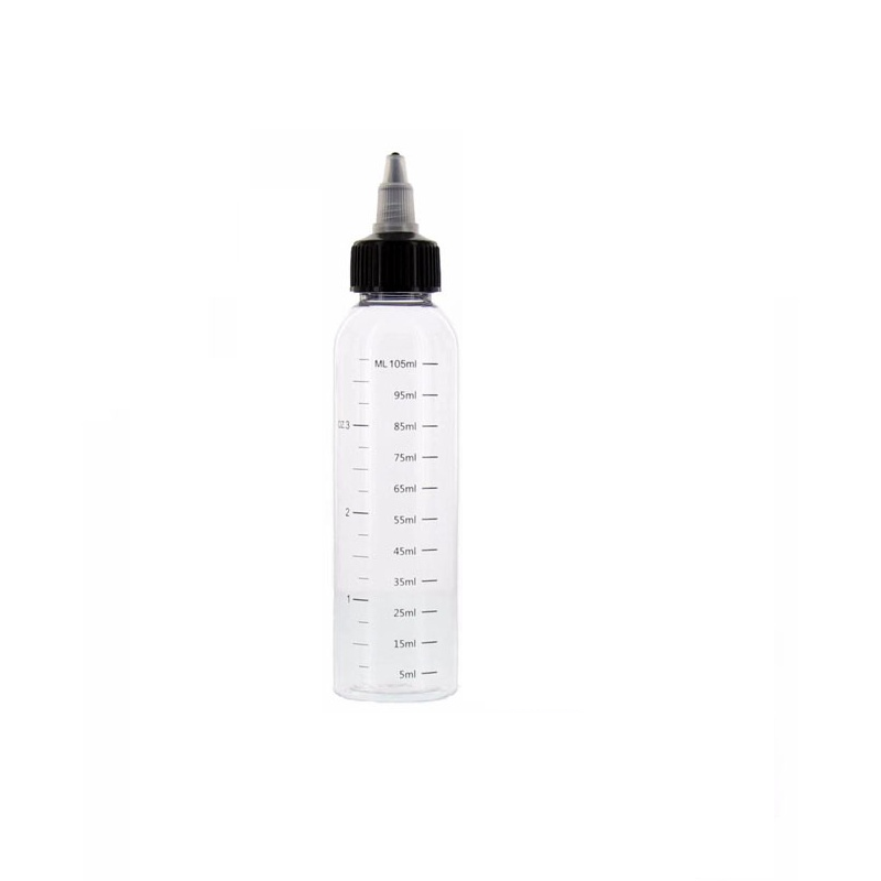 Flacon Twist - Gradué - 120 ml - Vide