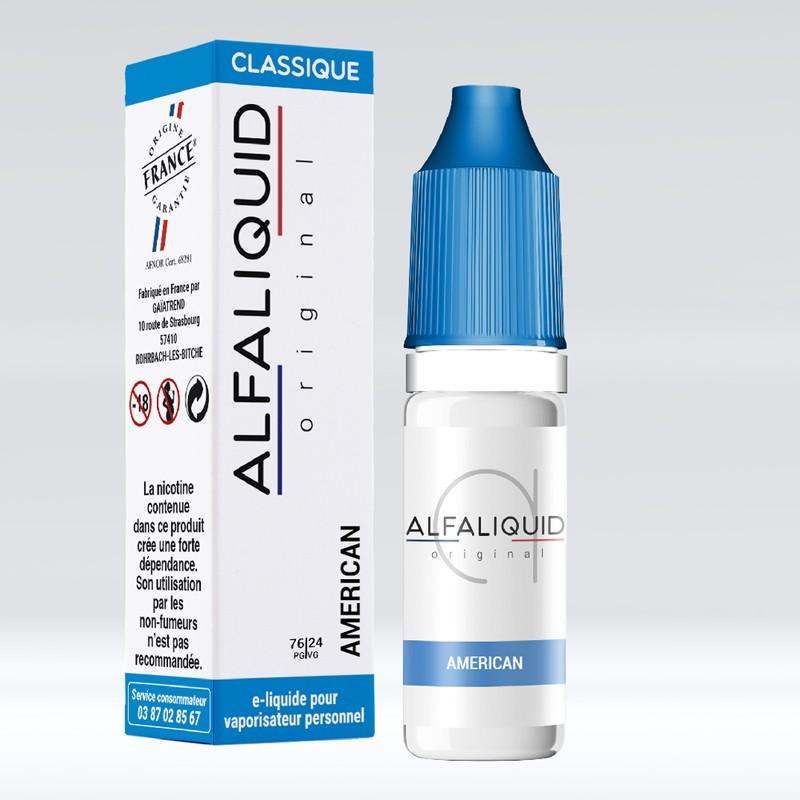 American - Alfaliquid