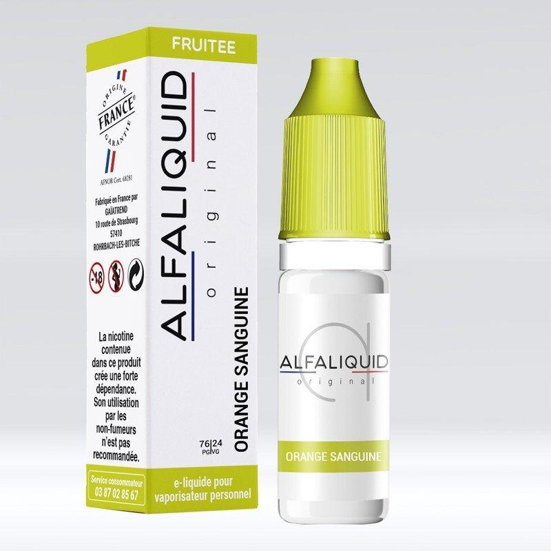 Orange Sanguine - Alfaliquid pas cher