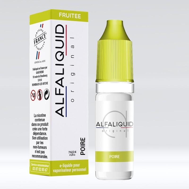 Poire - Alfaliquid pas cher