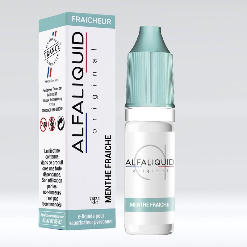Menthe Fraiche - Alfaliquid
