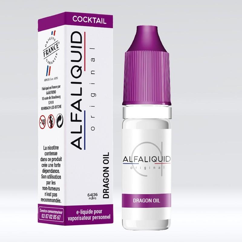 Dragon Oil - Alfaliquid pas cher