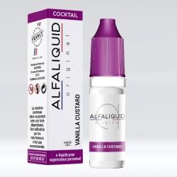 Vanilla Custard - Alfaliquid pas cher
