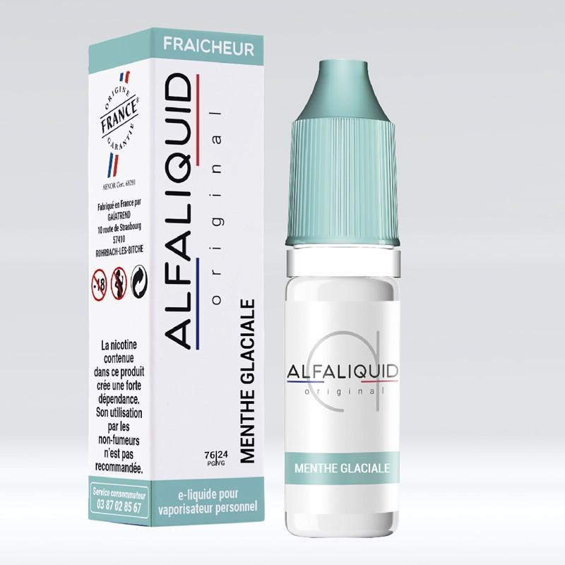 Menthe Glaciale - Alfaliquid