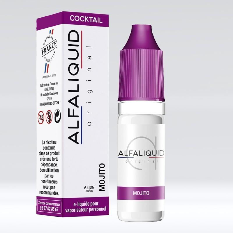 Mojito - Alfaliquid pas cher