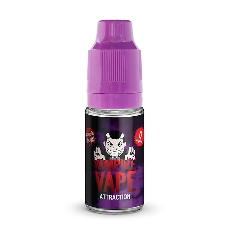 Attraction 10 ml - Vampire Vape pas cher